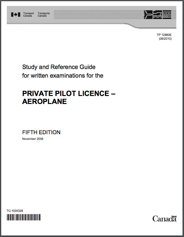 Private Pilot Study Guide